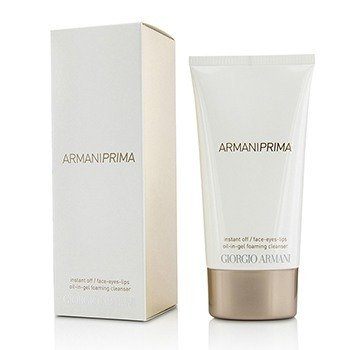Giorgio Armani Armani Prima Oil-In-Gel Foaming Cleanser  150ml/5oz