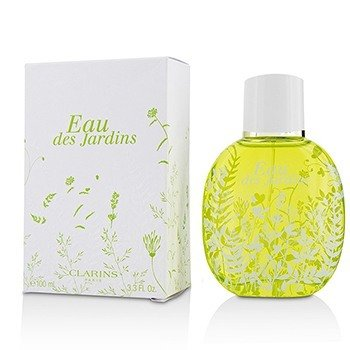 Clarins Eau Des Jardins Treatment Fragrance Spray Rellenable (Edición Limitada)  100ml/3.3oz