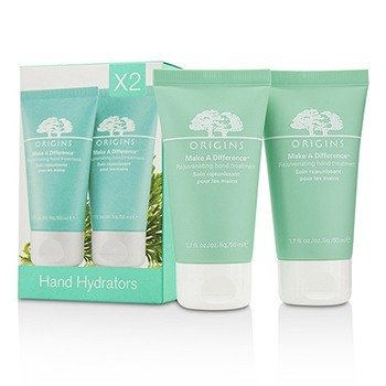 品木宣言  Make A Difference Rejuvenating Hand Treatment Duo  2pcs