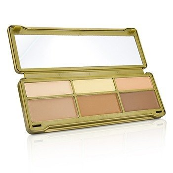 Creme Contouring Palette (3x Contouring Powder, 3x Highlighting Powder)  20g/0.67oz