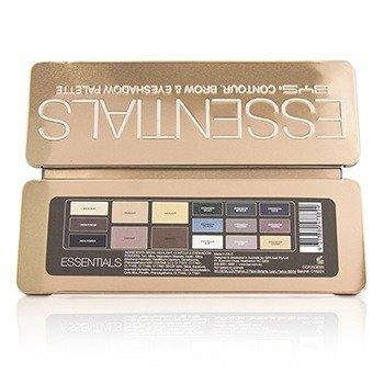 Contour, Brow & Eyeshadow Palette  15g/0.5oz