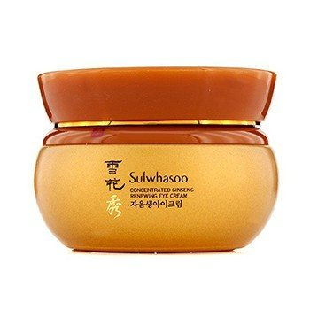 Sulwhasoo Concentrated Ginseng Renewing Eye Cream (Manufacture Date: 09/2014)  25ml/0.8oz