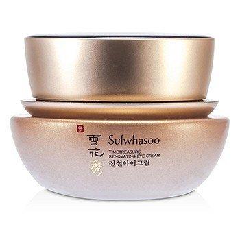 Timetreasure Renovating Eye Cream (Manufacture Date: 08/2014)  25ml/0.8oz