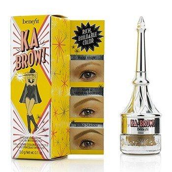 Ka Brow Cream Gel Brow Color With Brush  3g/0.1oz