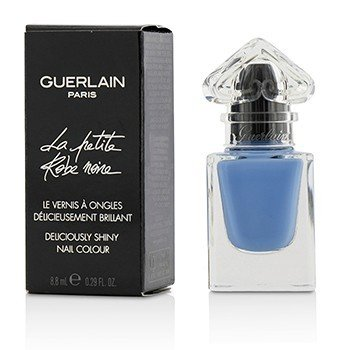 Guerlain La Petite Robe Noire Deliciously Shiny Nail Colour - #008 Denim Jacket  8.8ml/0.29oz