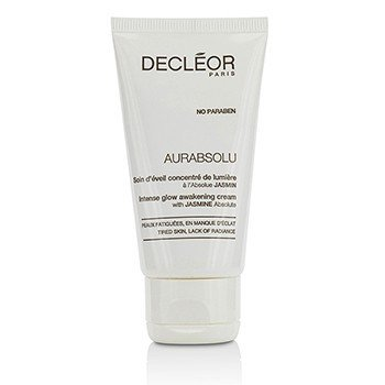 Decleor Aurabsolu Intense Glow Awakening Cream - For Tired Skin - Salon Product  50ml/1.7oz