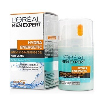 ロレアル Men Expert Hydra Energetic Intensive Hydrating Gel  50ml/1.7oz