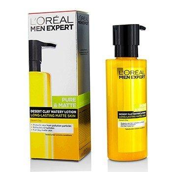 Men Expert Pure & Matte Desert Clay Watery Lotion  120ml/4.06oz