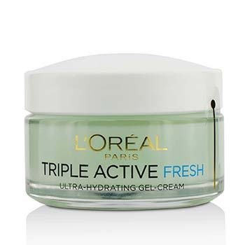 Triple Active Super Hydrating Fresh Gel-Cream - For Normal To Combination Skin  50ml/1.7oz