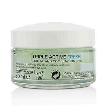 Triple Active Super Hydrating Fresh Gel-Creamג'ל- קרם לעור רגיל עד מעורב  50ml/1.7oz