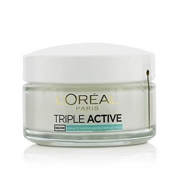Triple Active Multi-Protective Day Cream 24H Hydration - For Normal/ Combination Skin  50ml/1.7oz