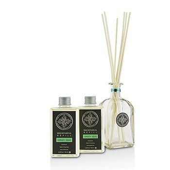 Reed Diffuser with Essential Oils - Green Seas  200ml/6.76oz