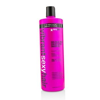 Sexy Hair Concepts Vibrant Sexy Hair Color Lock Color Conserve Shampoo  1000ml/33.8oz