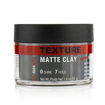 Style Sexy Hair Matte Clay Matte Texturing Clay  50g/1.8oz