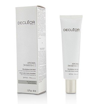Decleor Aroma White C+ Even Skin Tone Revealer SPF 50 630000  40ml/1.35oz