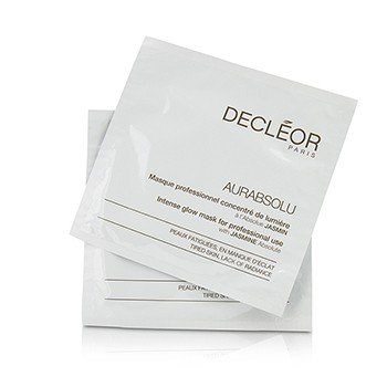 Decleor Aurabsolu Intense Glow Mask - Salon Product  5x29.9g/ 1.05oz
