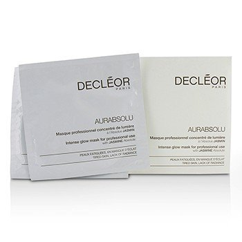 Decleor Aurabsolu Intense Glow Mask - Salon Product  5x29.9g/ 1.05oz