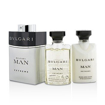 Man Extreme Coffret: Eau De Toilette Spray 60ml/2oz + After Shave Balm 40ml/1.35oz + Shower Gel 40ml/1.35oz  3pcs