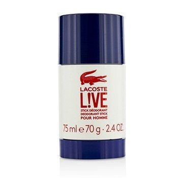 ラコステ Live Deodorant Stick  75ml/2.4oz