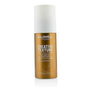Goldwell Matująca pasta do włosów Style Sign Creative Texture Roughman 4 Matte Cream Paste  100ml/3.3oz