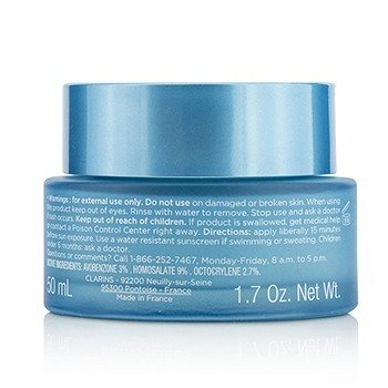 Hydra-Essentiel Moisturizes & Quenches Silky Cream SPF 15 - Normal to Dry Skin  50ml/1.7oz