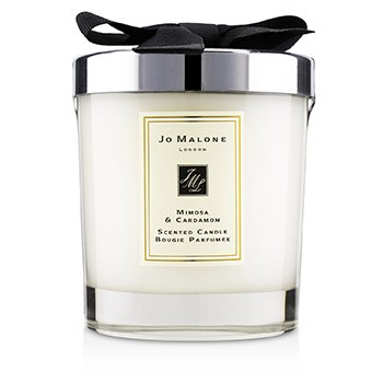 Mimosa & Cardamom Scented Candle  200g (2.5 inch)
