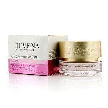 祖芬娜  Juvelia Nutri-Restore Regenerating Anti-Wrinkle Cream - Normal To Dry Skin  50ml/1.7oz
