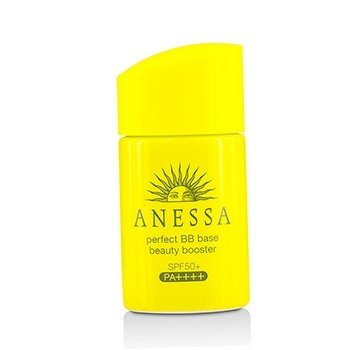 Anessa Perfect BB Base Beauty Booster SPF 50+ PA++++  - # Natural  25ml/0.85oz