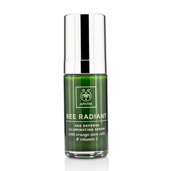 Bee Radiant Age Defense Illuminating Serum  30ml/1oz