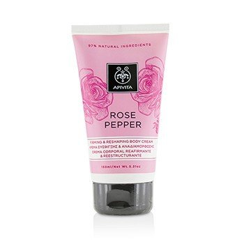 Rose Pepper Firming & Reshaping Body Cream  150ml/5.31oz