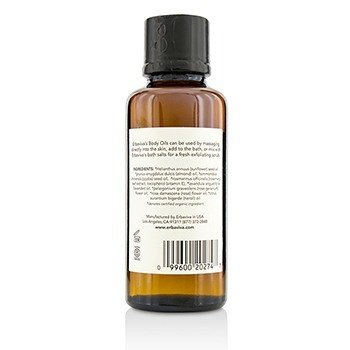 Relax Body Oil  125ml/4oz