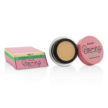 Benefit Boi ing Airbrush Concealer - # 01 (Light)  5g/0.17oz