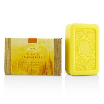 Thymes Tupelo Lemongrass Luxurious Bath Soap  170g/6oz