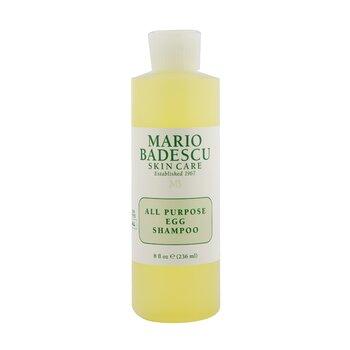 All Purpose Egg Shampoo (For All Hair Types)  236ml/8oz