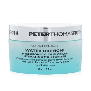 Peter Thomas Roth Water Drench Crema Nuve Hialurónica  48ml/1.6oz