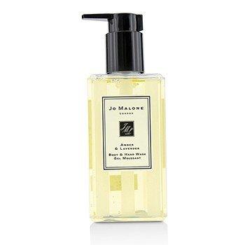 Jo Malone Amber & Lavender Body & Hand Wash  250ml/8.5oz