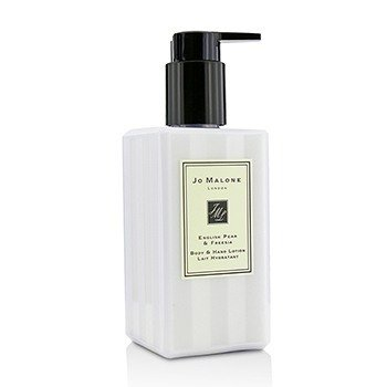 English Pear & Freesia Body & Hand Lotion 250ml/8.5oz