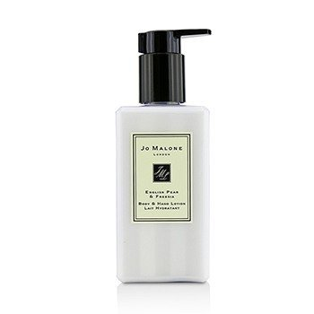 Balsam do ciała i dłoni English Pear & Freesia Body & Hand Lotion 250ml/8.5oz