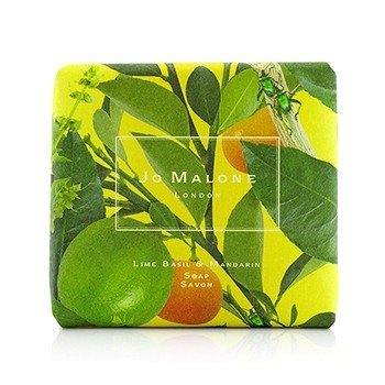 Lime Basil & Mandarin Bath Soap  100g/3.5oz