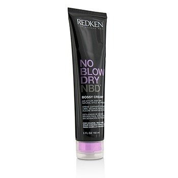 No Blow Dry Bossy Cream (For Coarse, Wild Hair)  150ml/5oz