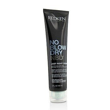 No Blow Dry Just Right Cream (For Medium Hair)  150ml/5oz