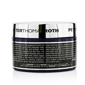 Retinol Fusion PM Overnight Resurfacing Pads  30pads