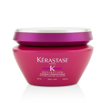 Kerastase Reflection Masque Chromatique Multi-Protecting Masque (Sensitized Colour-Treated or Highlighted Hair - Thick Hair)  200ml/6.8oz