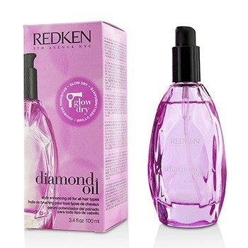 Redken Diamond Oil Glow Dry  100ml/3.4oz