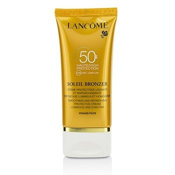 Soleil Bronzer Smoothing & Refreshing Protective Cream SPF50  50ml/1.69oz