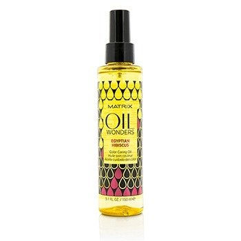 Matrix Oil Wonders Egyptian Hibiscus Color Caring Oil  125ml/4.2oz