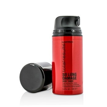 Total Results So Long Damage Iron Tamer (Heat Protective Lotion) 100ml/3.4oz