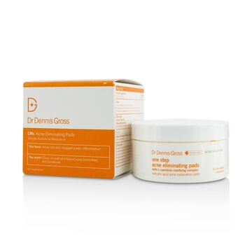 DRX Acne Eliminating Pads  45 Treatments