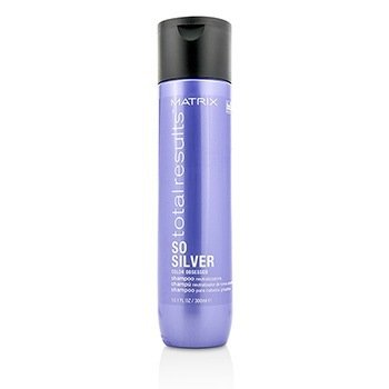 Matrix Total Results Color Obsessed So Silver Shampoo (For Enhanced Color)  300ml/10.1oz