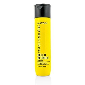 Total Results Hello Blondie Chamomile Shampoo (For Brillance)  300ml/10.1oz